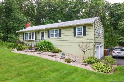 Shelton Single Family Home For Sale: 19 Eagle Drive