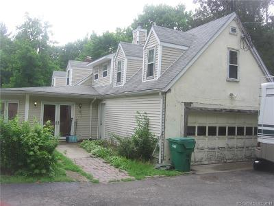 Norwalk CT Single Family Home For Sale: $500,000