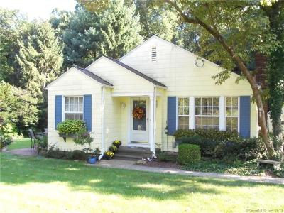Cheshire Single Family Home For Sale: 73 Country Club Road