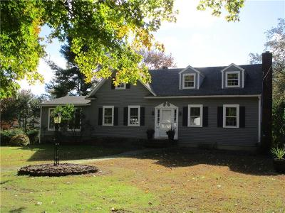 Fairfield Single Family Home For Sale: 1330 Mill Hill Terrace