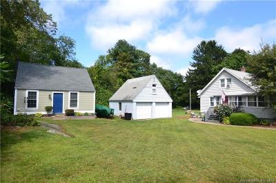 Groton Single Family Home For Sale: 119 New London Road