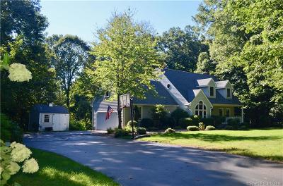 Cheshire Single Family Home For Sale: 259 Academy Road