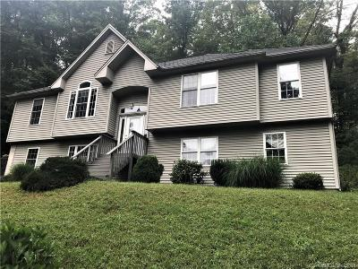 Southbury Single Family Home For Sale: 226 Bagley Road
