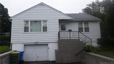 Waterbury Single Family Home For Sale: 26 Harland Avenue