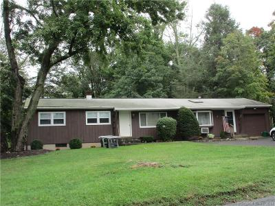 Danbury Single Family Home For Sale: 11 Harbor Ridge Road