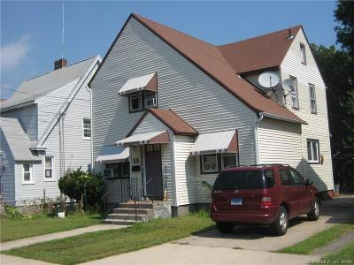 West Haven Single Family Home For Sale: 55 Hine Street