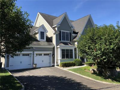 Stamford Single Family Home For Sale: 61 Castle Hill Drive #61
