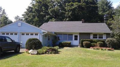 Naugatuck Single Family Home For Sale: 466 Allerton Road