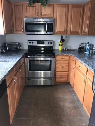 New Haven Condo/Townhouse For Sale: 509 Woodward Avenue #A