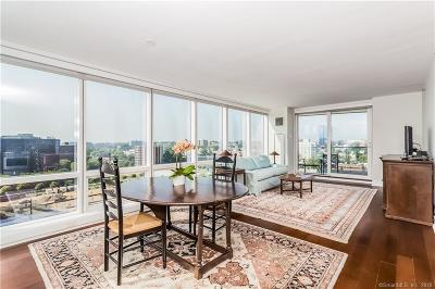 Stamford Condo/Townhouse For Sale: 1 Broad Street #9A