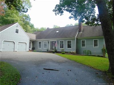 Windham County Single Family Home For Sale: 76 John Brook Road