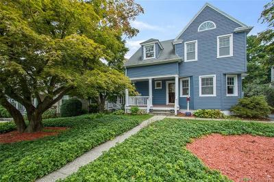 Ridgefield Single Family Home For Sale: 204 High Ridge Avenue