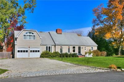 Fairfield County Single Family Home For Sale: 8 Pond Edge Road