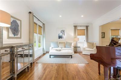 Darien Single Family Home For Sale: 64 Camp Avenue
