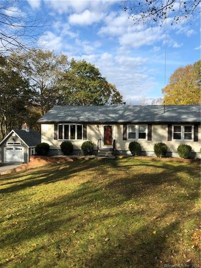 Torrington Single Family Home For Sale: 1616 Weed Road