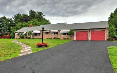 Orange Single Family Home For Sale: 9 Racebrook Terrace