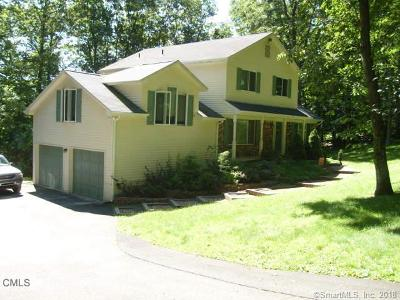 New Fairfield Single Family Home For Sale: 4 Mountain View Road