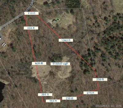 Eastford Residential Lots & Land For Sale: 12 Ashford Road