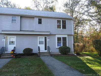 Windham County Condo/Townhouse For Sale: 907 Chaplin Woods Drive