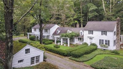 Danbury Single Family Home For Sale: 99 Long Ridge Road