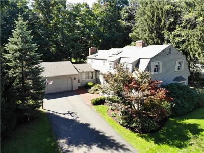 West Hartford Single Family Home For Sale: 29 Uplands Drive