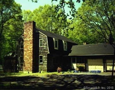 Easton Single Family Home For Sale: 36 Wood End Drive