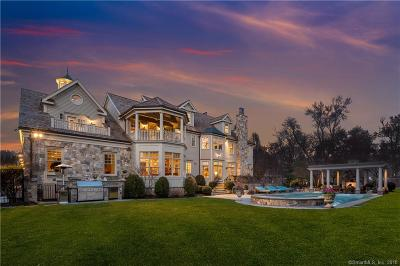 Westport CT Single Family Home For Sale: $3,995,000