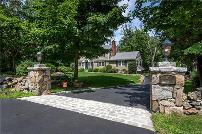 Stamford Single Family Home For Sale: 51 Woodbine Road