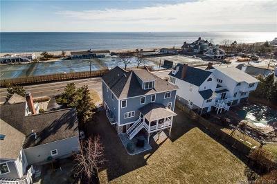 Fairfield Single Family Home For Sale: 102 Fairfield Beach Road