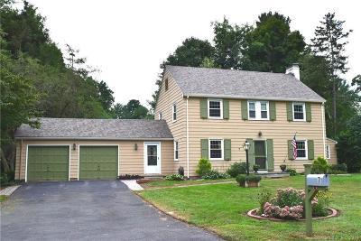 West Hartford Single Family Home For Sale: 7 Hillsboro Drive