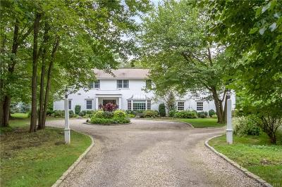 Darien Single Family Home For Sale: 30 Plymouth Road