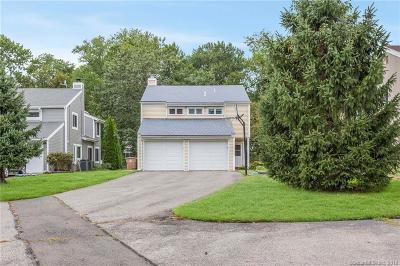 Stamford Single Family Home For Sale: 45 Lantern Circle
