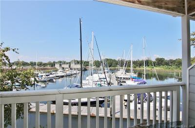 Stamford Condo/Townhouse For Sale: 123 Harbor Drive #605