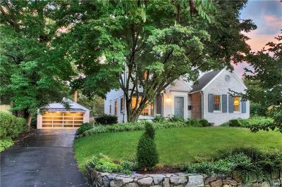 Fairfield Single Family Home For Sale: 83 Buena Vista Road