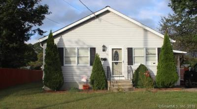 Groton CT Single Family Home For Sale: $209,500