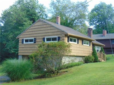 Harwinton Single Family Home For Sale: 138 Highview Drive