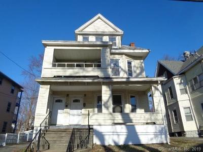Hartford Multi Family Home For Sale: 19 Lenox Street