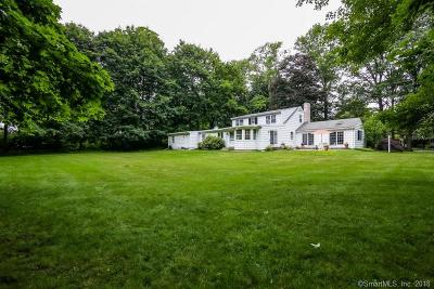 Norwalk CT Single Family Home For Sale: $635,000