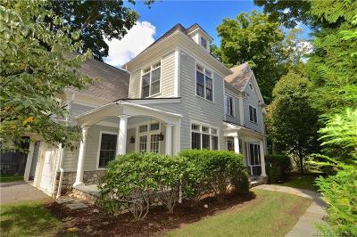 Ridgefield Single Family Home For Sale: 4 Silver Birch Lane