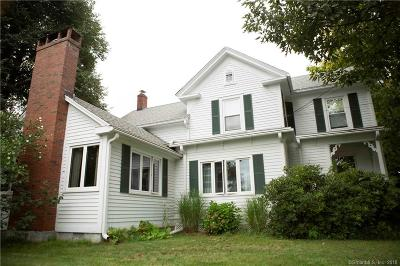 East Hartford Single Family Home For Sale: 465 Hills Street