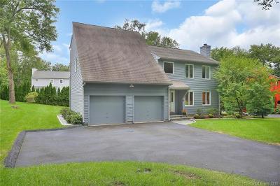 Norwalk CT Single Family Home For Sale: $610,000