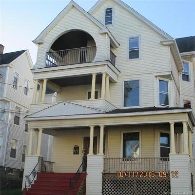 New Britain Multi Family Home For Sale: 447 Church Street