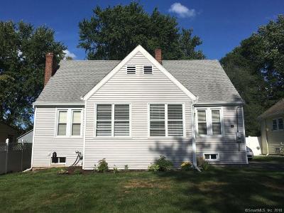 Newington Single Family Home For Sale: 16 Florence Street