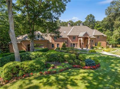 Fairfield Single Family Home For Sale: 45 Aspetuck Falls