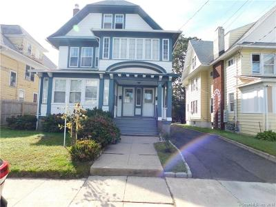Bridgeport Multi Family Home For Sale: 41 Savoy Street