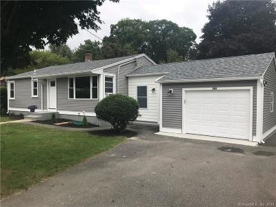 Wolcott Single Family Home For Sale: 202 Celia Drive
