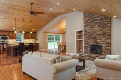 Southington Single Family Home For Sale: 1900 Mount Vernon Road