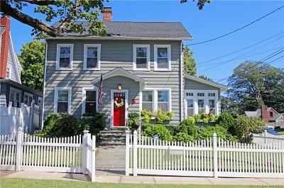 Fairfield Single Family Home For Sale: 8 Essex Street