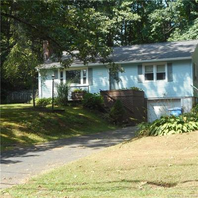 Wallingford Single Family Home For Sale: 317 Williams Road