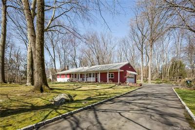 Stamford Single Family Home For Sale: 95 Old Logging Road